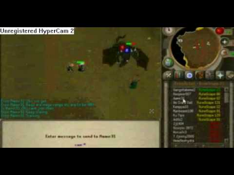 KING BLACK DRAGON KILLS + DRACONIC VISAGE! RUNESCAPE