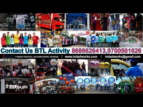 BTL Activity,BTL Promostion agency, BTL Brand Activity agency in Hyderabad