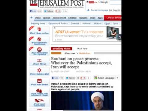 Israel Can No Longer Attack Iran; Middle East Peace Agreement Coming Soon!