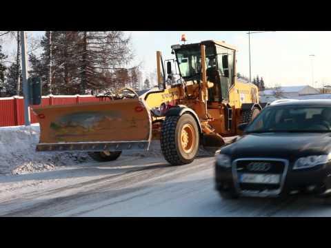 Mählers side plow/plough SVH-4 for Graders