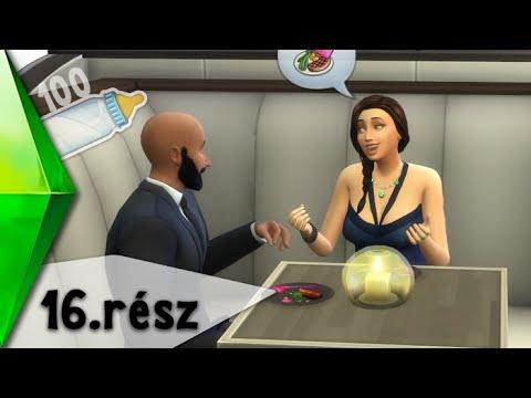 The Sims 4 - 100 Baba Kihívás - Romantikus Vacsora - 16.rész