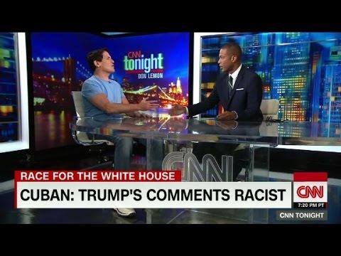 Mark Cuban: Trump has no self-awareness