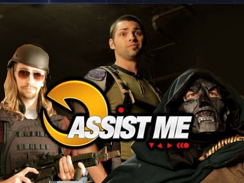 ASSIST ME! Featuring Chris Redfield: Part 1 (Ultimate Marvel vs Capcom 3 Tutorial/Parody)