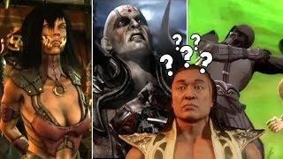 Shang Tsung Discovering 10 Events Happened After His Death in MK9 - Mortal Kombat 11