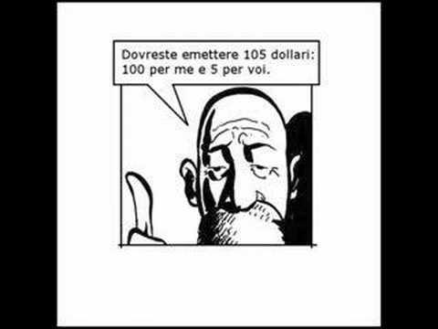 Bankenstein, il fumetto che spiega la truffa del Debito
