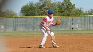 First 11u Baseball Tournament