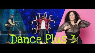 Dance Plus 3 | Star Plus | Tuttix crew | Haze Crew | Amardeep Natt | House Of Suraj | 2017
