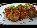 ✧ ГОЛУБЦЫ ИЗ ПЕКИНСКОЙ КАПУСТЫ ✧ Stuffed Chinese Cabbage ✧ Марьяна