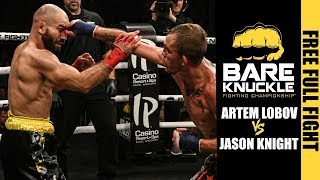 Best Fight of 2019?! BKFC 5: Artem Lobov vs. Jason Knight