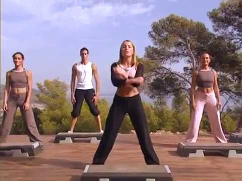 Step Cardio Basic (Exercices & démonstration)