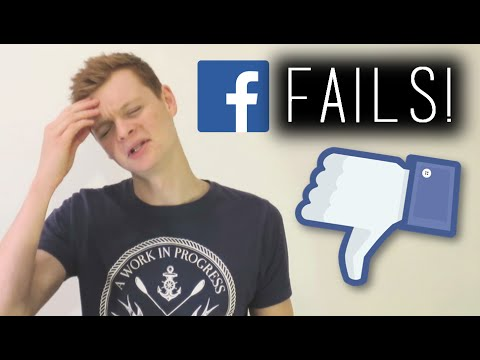 10 Stupid Facebook FAILS!