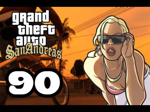 Let's Play Grand Theft Auto San Andreas [HD] Part 90: Big Smoke