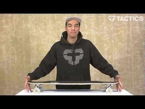 Sector 9 Mini Shaka 40.5 Inch Platinum Complete Longboard Review - Tactics.com