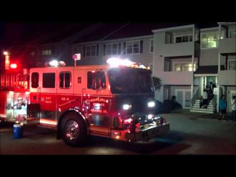 Carlisle Fire Company .Milford Delaware ..