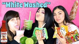 Mexican MUKBANG with my GUERITA FRIENDS! | Yoatzi