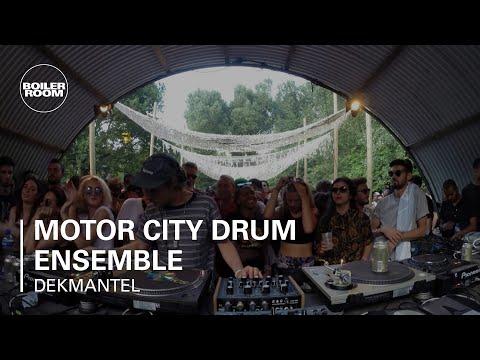 Download Motor City Drum Ensemble Boiler Room x Dekmantel Festival DJ Set Mp4 baru