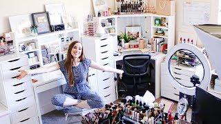 My Beauty Room & Studio Tour 😍