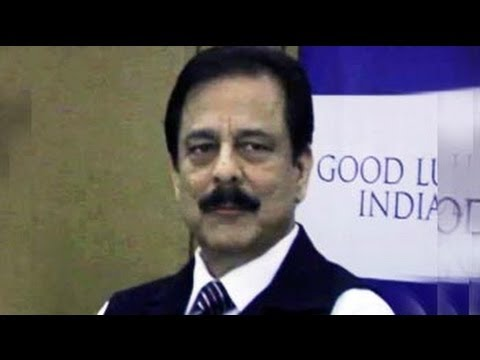 This is the best honour my country could give me: son reads out Subrata Roy's message