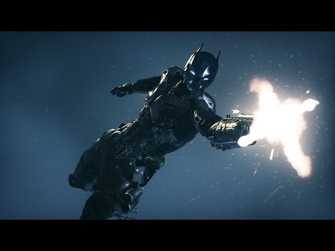 PS4 - Batman Arkham Knight Gameplay Trailer [E3 2014]