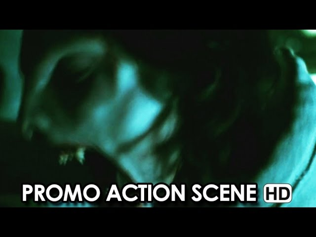 BLOOD RED SKY Promo Action Scene (2015) HD