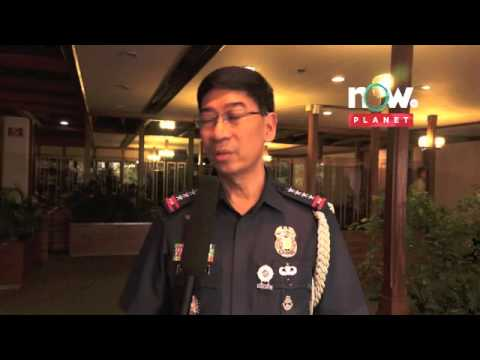 ISA Forum interview with PNP Chief Nicanor Bartolome of Philippine National Police