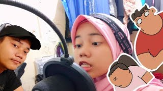 Cara Dubbing Suara SI NOPAL,CUTE GIRL dan Fakta Fakta Animasi Si Nopal Terbaru Lucu , Kocak Ngakak