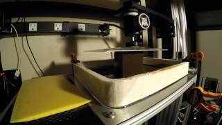Time Lapse Print - Printed PLA+Tape Flex Vat