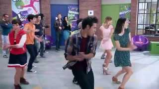 "Violetta 3 - Los chicos cantan ""On Beat"" (Ep 63) HD"