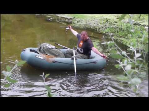 сплав по москве реке на резиновой лодке