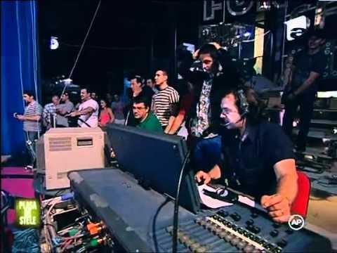 Plasa de stele - Dan Negru ia plasa pe 12 iunie 2012