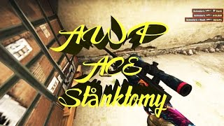 CS:GO - AWP Ace! - Stånktommy
