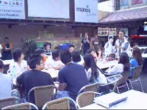 MyFM - One Man Show - At Asia Cafe - http://williamkok.inc.md