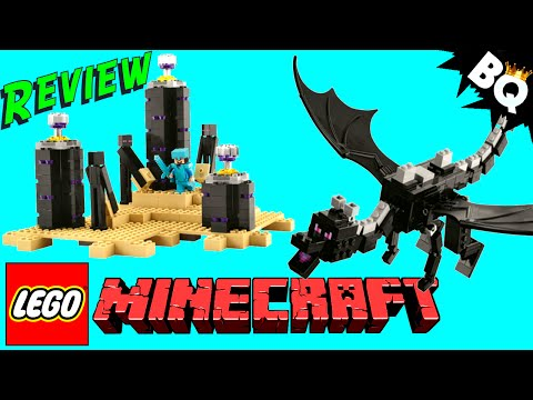 LEGO Minecraft Ender Dragon 21117 Review