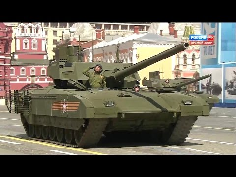 Russia TV - Russia Victory Day Parade 2015 : Full Army & Air Force Military Assets Segment [720p]