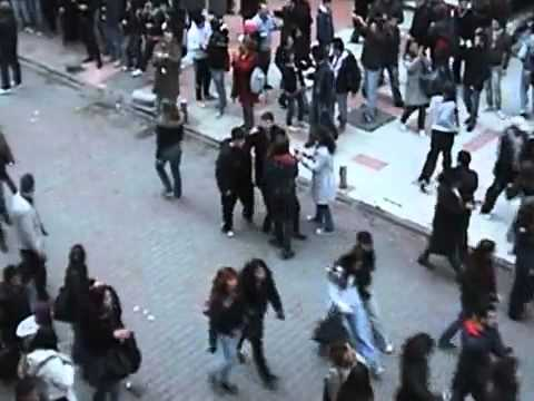 Michael jackson - Ankara sokak dansı