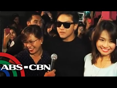 Marc Logan reports: 'She's Dating the Gangster' block screening