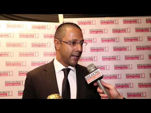 Rahim Azad, general manager, Dar es Salaam Serena Hotel