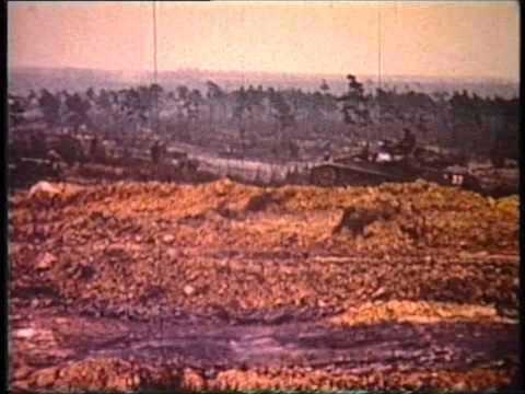 Oefening LANS-MUS van 16 BLJ 1972