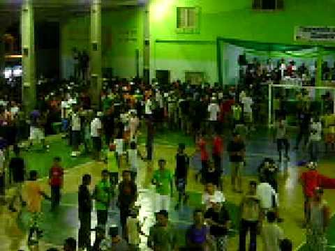 FINAL EM CAMUNTANGA PE. FUTSAL