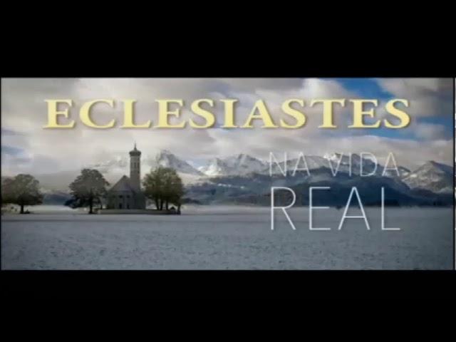 Eclesiastes na Vida Real: Quase tudo na história não aconteceu, mas foi fabricado.