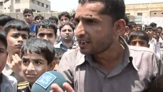 Lyari wars political say residents