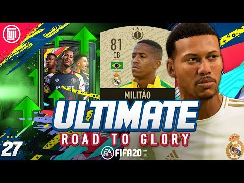 OP UPGRADE SBC PACKS!!! RTG #27 - FIFA 20 Ultimate Team Road to Glory