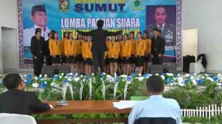 Download Lagu GIAT KOREM 022/PT, JUARA 1 LOMBA PADUAN SUARA Gratis STAFABAND