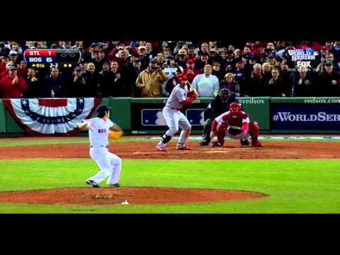 Final Out - World Series 2013