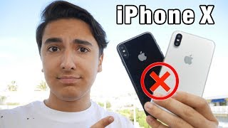 10 Reasons Not to Buy an iPhone X !