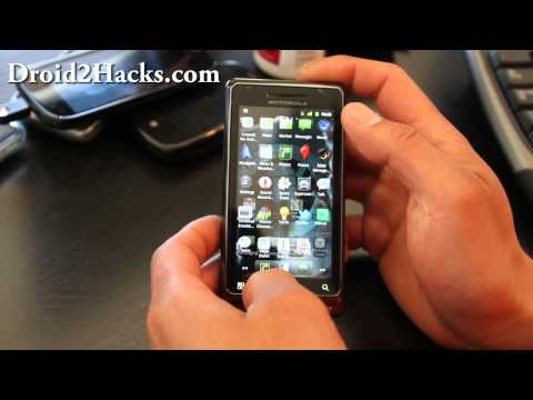 CM7 ROM for Droid 2 Review!