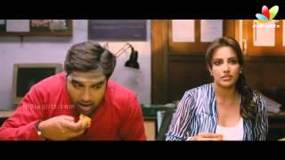 Vanakkam Chennai - Vanakkam Chennai Official New Trailer   Tamil Movie   Shiva, Priya Anand, Santhanam