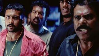 Surya claims Trisha his wife - Aaru