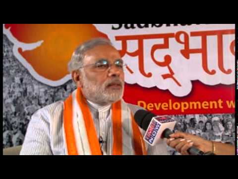 Narendra Modi's Interview with Times Now