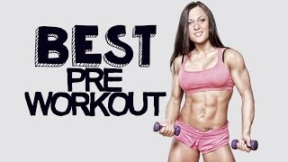 3 Best Pre Workout Supplements for Women